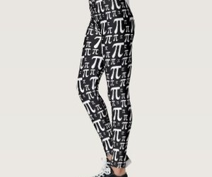 fashion, math teacher, and leggings image