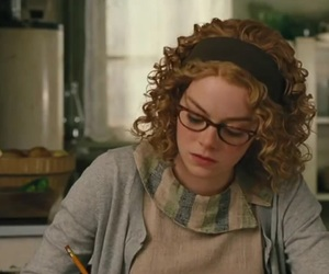 emma stone, movie, and the help image