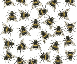 bee, bees, and illustration image