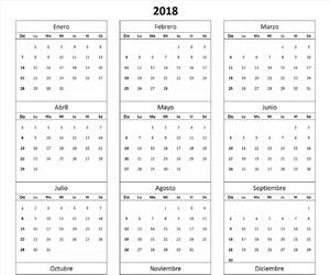 calendario, calendario 2018, and calendario 2018 feriados image