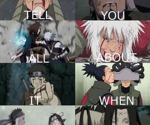 anime, sad, and cry image