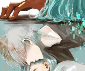 love, tokyo ghoul, and touken image