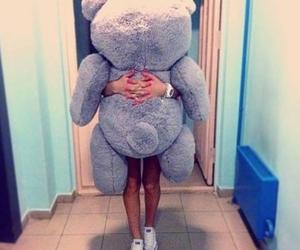 teddy girl baby image