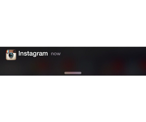 template, notification, and instagram image