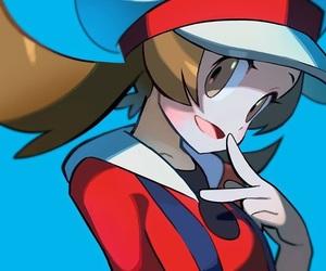 lyra and pokemon image