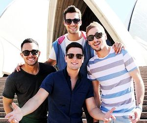 big time rush and mis amores image