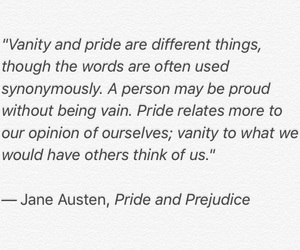 boo, pride, and quotes image
