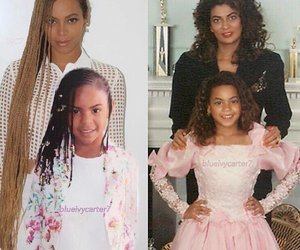 beyonce knowles, blue, and beyoncé image