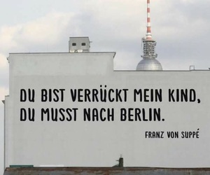 berlin, crazy, and germany image