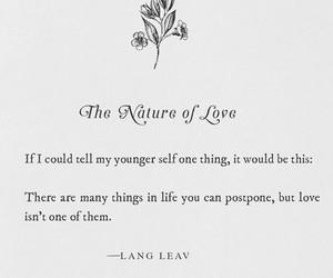 Lang Leav, life, and people image