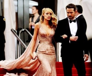 blake lively, cute, and ryan reynolds image