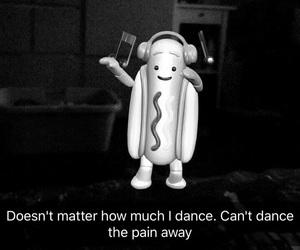 dank and hotdog meme image