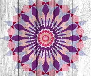mandala, wallpaper, and love image