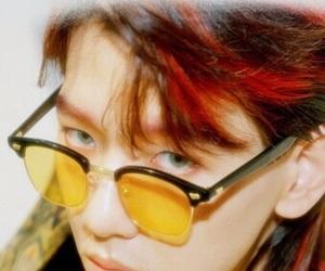 exo, yixing, and chanyeol image