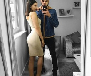 beautiful, booty, and couples image
