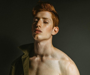 abs, ginger, and hunks image