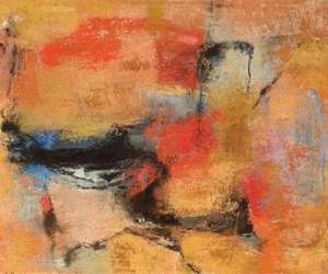 Abstract Painting, informal art, and european abstract art image