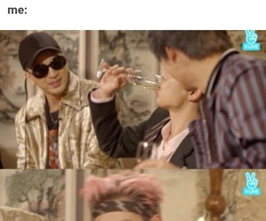 gdragon, meme, and top image