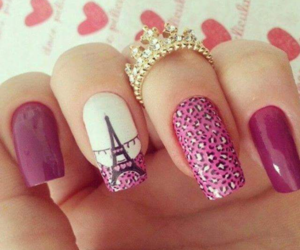 fashion, uñas, and cute image