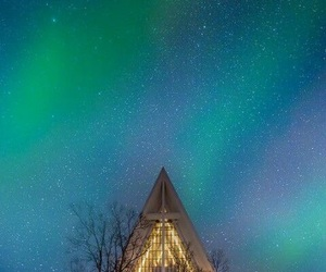 norway, sky, and nature image