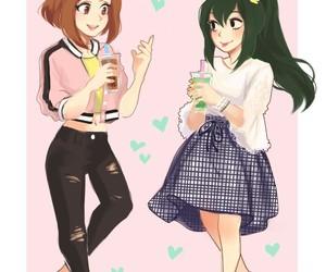 anime and bnha image