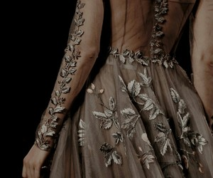 dress, fashion, and theme image