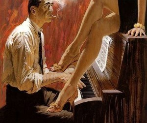 art, Hot, and sex image