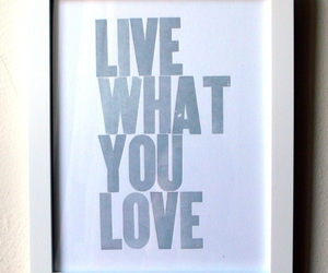 love and live image