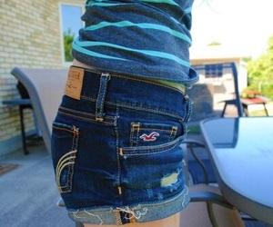 shorts, hollister, and fashion image
