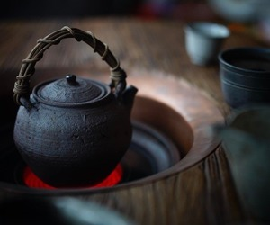 ceremony, teapot, and japan image
