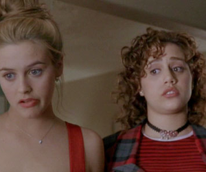 90s, Clueless, and movie image