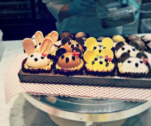animals and cupcakes image