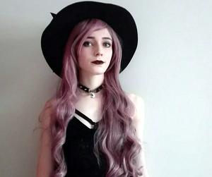alternative, goth, and gothic image