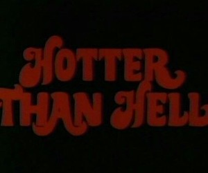 red, Hot, and hell image