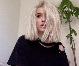 girl, hair, and tumblr image
