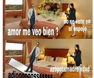 humor, memes en español, and divertido image