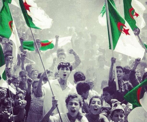 independance, algerie, and fiertè image