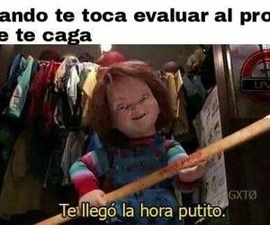 profesores, memes en español, and escuela image