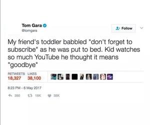 humor, tumblr, and tweet image