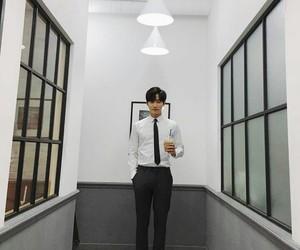 jinyoung, bana, and b1a4 image