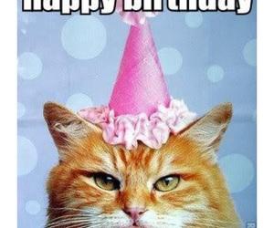birthday, hbd, and b'day image