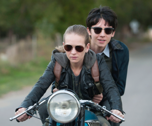movie, asa butterfield, and britt robertson image
