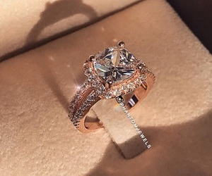 Dream, ring, and wedding image