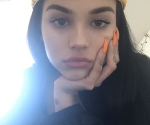 fashion, makeup, and maggielindemann image