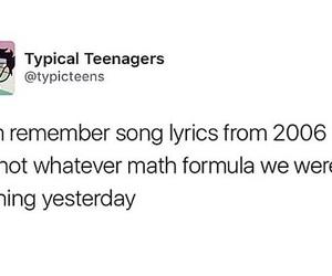 2006, math, and music image