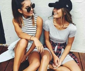 best friend, bff, and tumblr image