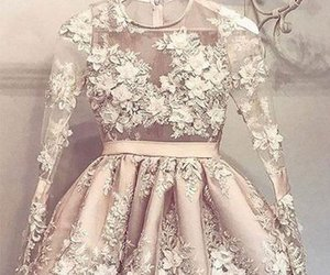 evening dress, formal dress, and woman dress image