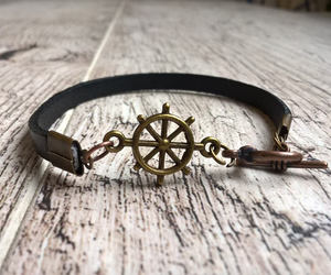 etsy, anniversary gift, and men's jewelry image