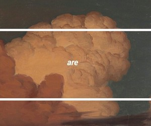 are, people, and sky image