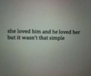 love, quotes, and simple image